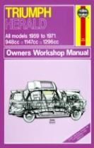 Triumph Herald Owner's Workshop Manual
