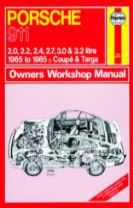 Porsche 911 Owner's Workshop Manual