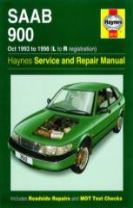 Saab 900 Service And Repair Manual