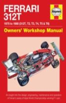 Ferrari 312T Owners' Workshop Manual