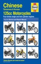 Chinese, Taiwanese & Korean 125Cc Motorcycles
