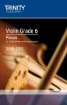 Violin Exam Pieces Grade 6 2010-2015 (score + Part)