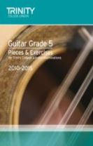 Guitar Exam Pieces Grade 5 2010-2015