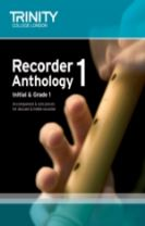 Recorder Anthology (Initial-Grade 1)