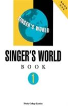 Singers World Book 1 (Voice & Piano)