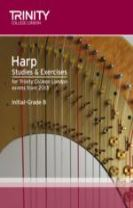 Studies & Exercises for Harp from 2013