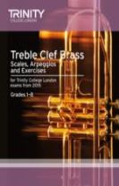 Brass Scales & Exercises: Treble Clef from 2015