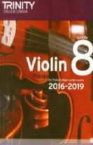Violin Exam Pieces Grade 8 2016-2019 (Score & Part)