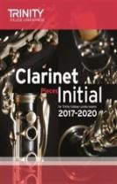 Clarinet Exam Pieces Initial 2017 2020 (Score & Part)