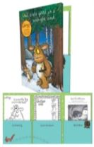 GRUFFALOS CHILD ACTIVITY SET