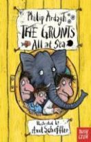 The Grunts all at Sea