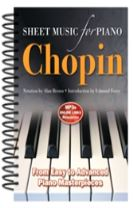 Frederic Chopin: Sheet Music for Piano