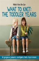 What to Knit the Toddler Years
