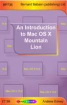 An Introduction to Mac OS X Mountain Lion