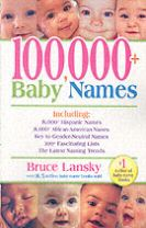 100, 000+ Baby Names