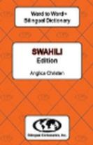 English-Swahili & Swahili-English Word-to-Word Dictionary