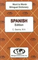English-Spanish & Spanish-English Word-to-Word Dictionary