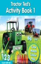 Tractor Ted's Activity Book