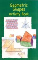 Geometric Shapes Activity Book