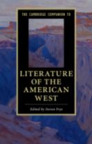 The Cambridge Companion to the Literature of the American West