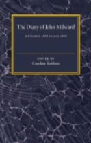 The Diary of John Milward