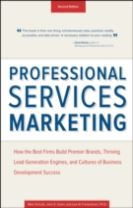 Professional Services Marketing, Second Edition