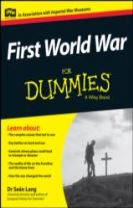 First World War For Dummies
