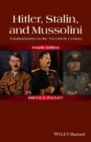 Hitler, Stalin, and Mussolini