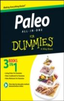 Paleo All-In-One for Dummies
