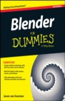 Blender for Dummies, 3rd Edition