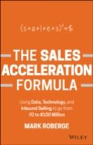 The Sales Acceleration Formula
