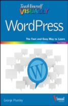 Teach Yourself Visually Wordpress, 3E