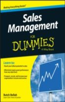 Sales Management For Dummies