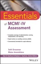 Essentials of Mcmi (R)-iv  Assessment