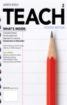 TEACH (with CourseMate Printed Access Card)