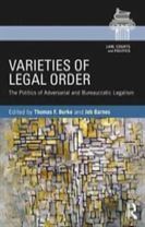 Varieties of Legal Order