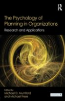 The Psychology of Planning in Organizations