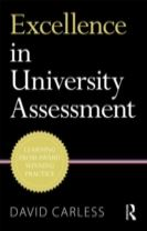 Excellence in University Assessment