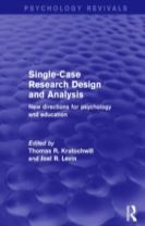 Single-Case Research Design and Analysis