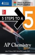 5 Steps to a 5 AP Chemistry 2017 Cross-Platform Prep Course