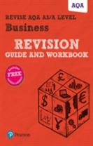 Revise AQA AS/A level Business Revision Guide and Workbook