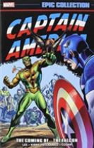 Captain America Epic Collection: The Coming Of The Falcon