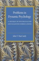 Problems in Dynamic Psychology