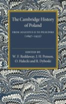 The Cambridge History of Poland