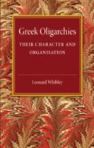 Greek Oligarchies
