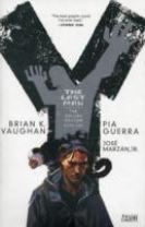 Y The Last Man Deluxe Edition Book One