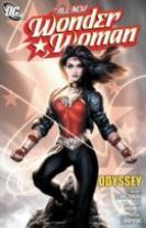 Wonder Woman Odyssey HC Vol 01