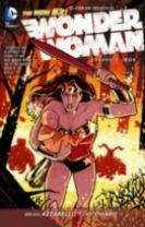 Wonder Woman Vol. 3 Iron (The New 52)