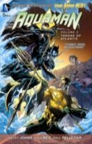 Aquaman Vol. 3 Throne Of Atlantis (The New 52)