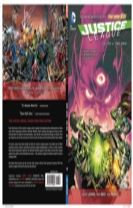 Justice League Volume 4 HC (The New 52)